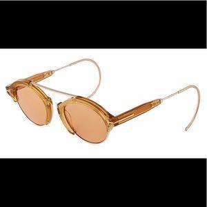 NEW Tom Ford Farrah Round Sunglasses